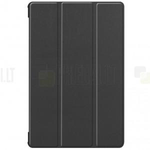 Samsung Galaxy Tab S6 10,5 T865 (T860) atvēramais melns maciņš