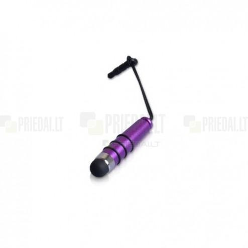 Violeta metāla mini tausts (ang. mini Stylus Pen)