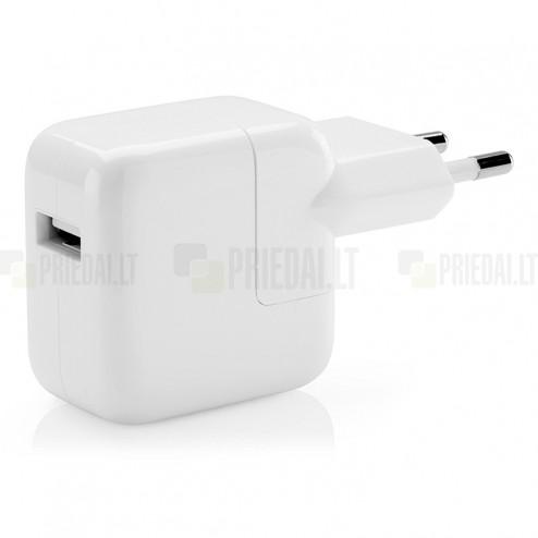 """Oficiāls """"Apple"""" 12W tīkla lādētājs MD836 (2.4 A)"""