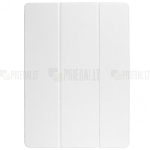 """Apple iPad Pro 12,9"""" 2017 atvēramais balts maciņš"""