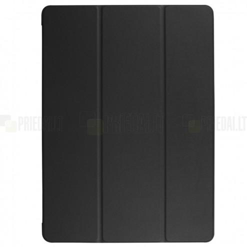 """Apple iPad Pro 12,9"""" 2017 atvēramais melns maciņš"""