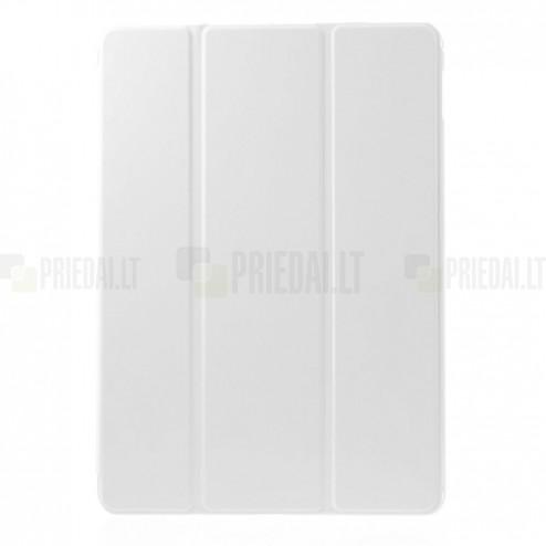 Apple iPad Air 2 plāns atvēramais balts futrālis