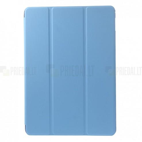 Apple iPad Air 2 plāns atvēramais zils futrālis