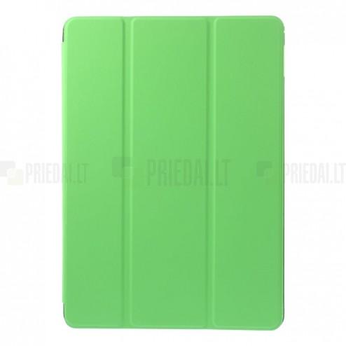 Apple iPad Air 2 plāns atvēramais zaļš futrālis