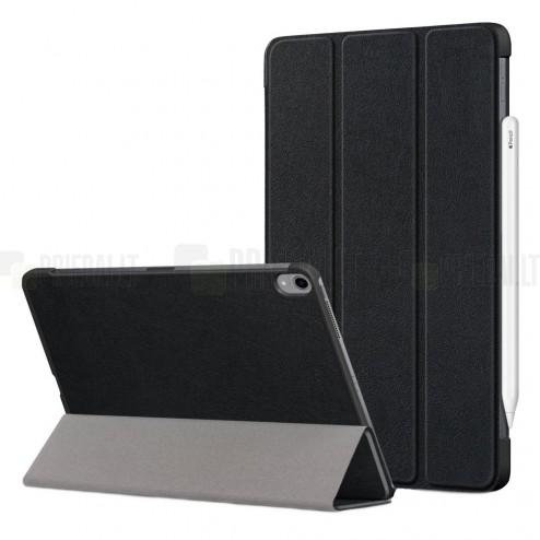 """Apple iPad Air 4 10.9"""" (2020) atvēramais melns maciņš"""