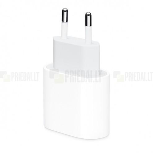 "Oficiāls ""Apple"" USB-C 18W lādētājs (fast charge) (A1692) iPhone, iPad"