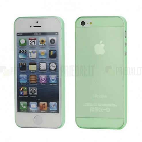 Apple iPhone 5 pasaulē planākais zaļš futrālis