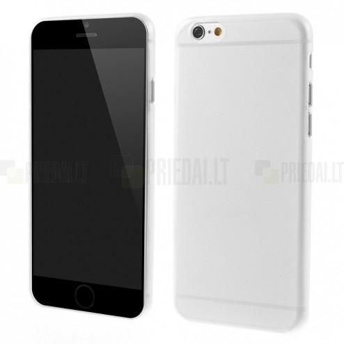 Apple iPhone 6 (6s) pasaulē planākais balts futrālis
