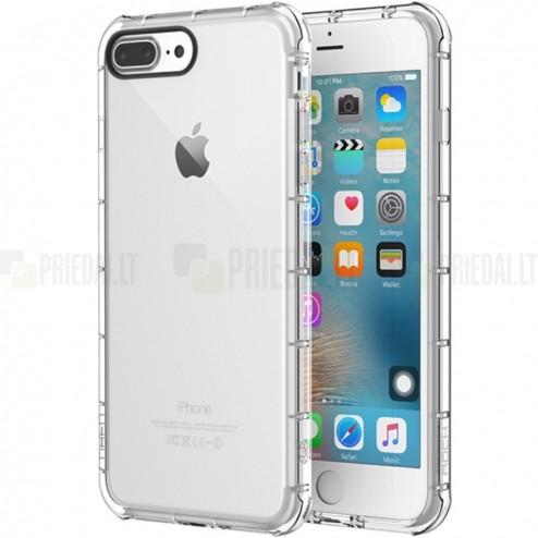 Apple iPhone 7 Plus (iPhone 8 Plus) Rock Fence dzidrs (caurspīdīgs) TPU apvalks