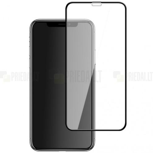 Apple iPhone Xs Max (iphone 11 Pro Max) Mocolo Tempered Glass melns ekrāna aizsargstikls