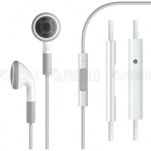 Apple oficiālas austiņas, modelis MB770