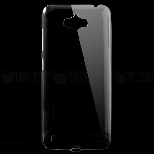 Asus Zenfone Max (ZC550KL) plastmasas dzidrs (caurspīdīgs) apvalks