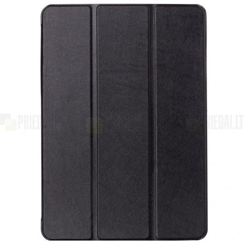 Asus ZenPad 10 (Z300C, Z300CL, Z300CG, Z301ML, Z301MFL) atvēramais melns maciņš