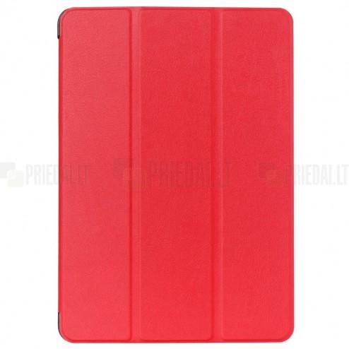 Asus ZenPad 10 (Z300C, Z300CL, Z300CG, Z301ML, Z301MFL) atvēramais sarkans maciņš