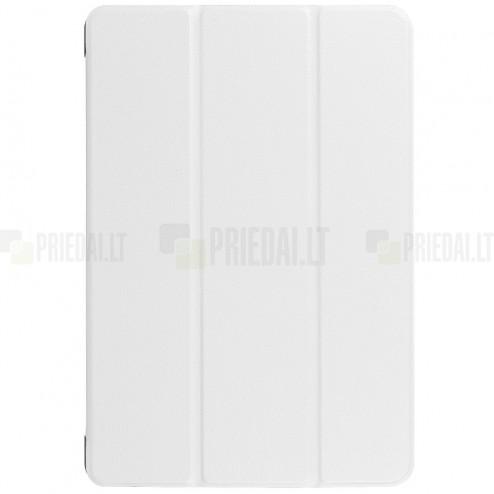 Asus ZenPad 10 (Z300C, Z300CL, Z300CG, Z301ML, Z301MFL) atvēramais balts maciņš