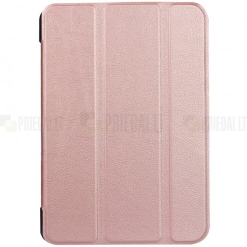 Asus ZenPad 10 (Z300C, Z300CL, Z300CG, Z301ML, Z301MFL) atvēramais rozs maciņš