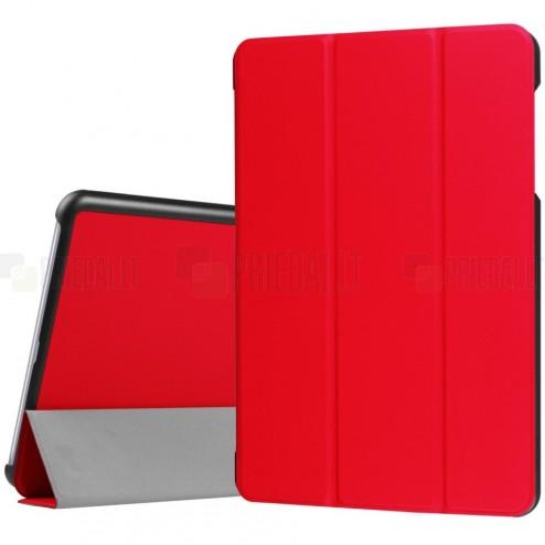 Asus ZenPad Z10 (ZT500KL) un ZenPad 10 3S (Z500KL) atvēramais sarkans maciņš