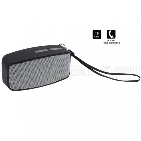 """""""N10"""" Mini kompakts melns bezvadu skaļrunis"""