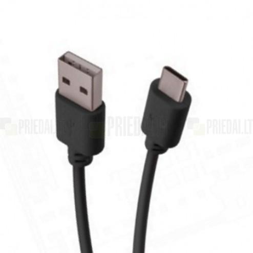 """""""Forever"""" USB Typec-C melns vads 1 m. (origināls)"""