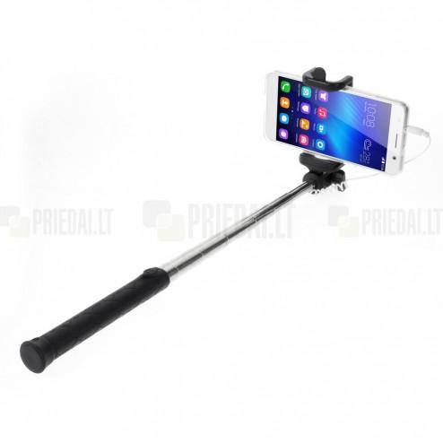"""""""Selfie Stick"""" teleskopiskais selfija statīvs-turētājs – monopod"""
