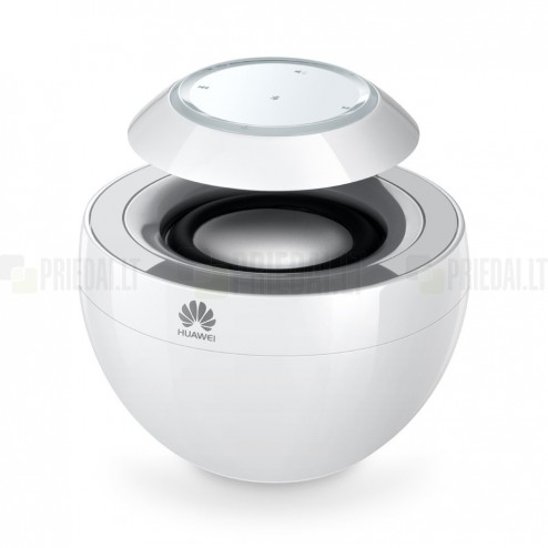 """""""Huawei"""" AM08 Little Swan Bluetooth kompakts balts bezvadu skaļrunis"""