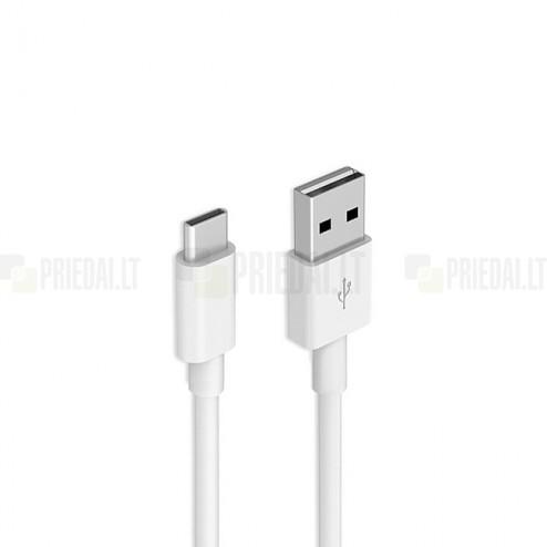 Oficiāls Huawei USB Type-C balts vads 1 m. (AP51, origināls)