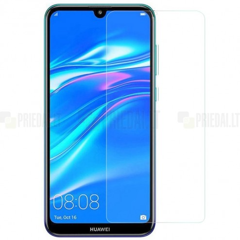 Huawei Y7 2019 (Y7 Prime 2019) dzidrs ekrāna aizsargstikls (Tempered Glass)