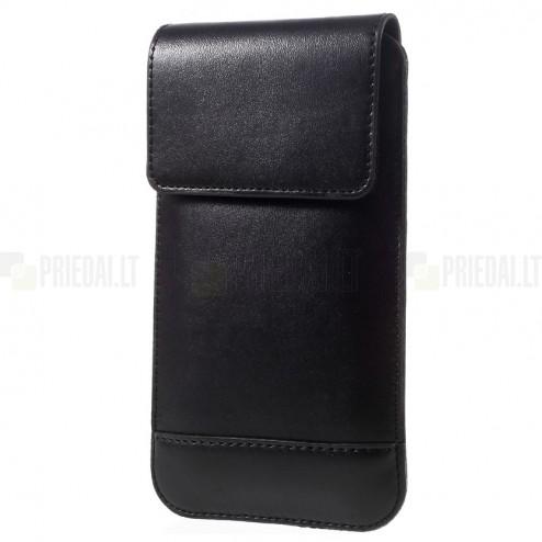 Carabiner universāls aizverams melns maciņš (XL+ izmērs) | Piederumi.lv
