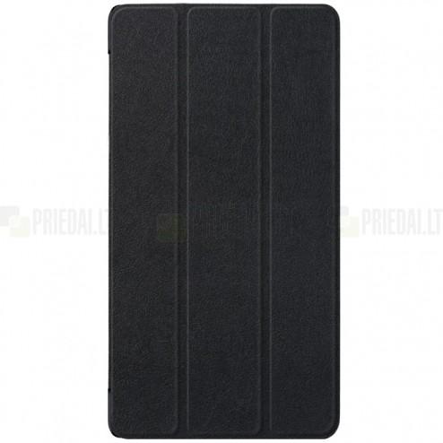 """Lenovo Tab 4 7"""" Essential (7304F) atvēramais melns maciņš"""