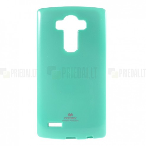 LG G4 (H815) Mercury piparmētru cieta silikona (TPU) apvalks