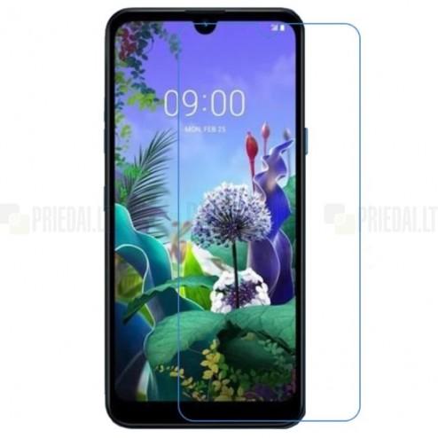 LG Q60 ekrāna dzidra aizsargplēve