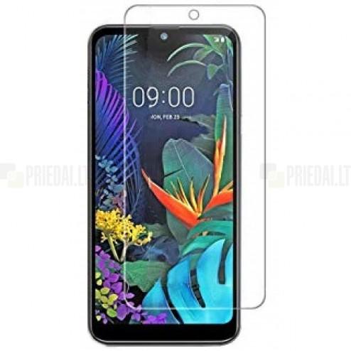 LG Q60 dzidrs ekrāna aizsargstikls (Tempered Glass)