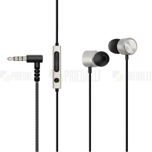 """""""LG"""" originālie ausīs ieliekamās melnā austiņas (HSS-F630)"""