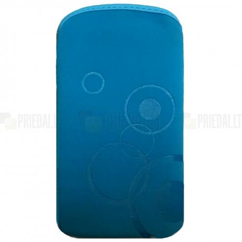"""""""Bubble"""" zils maciņš (L izmērs)"""