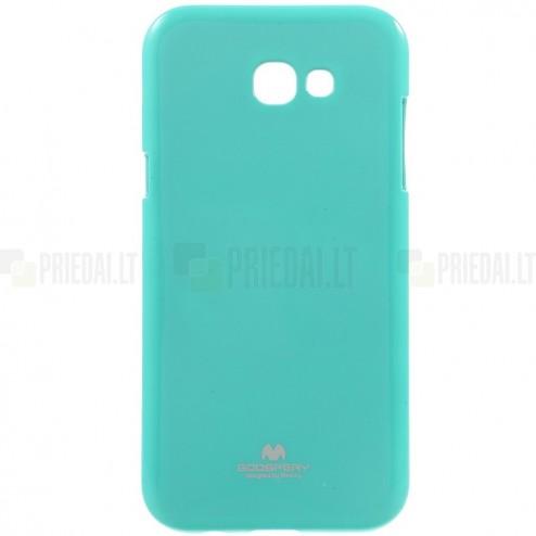 Samsung Galaxy A5 2017 (A520) Mercury piparmētru cieta silikona (TPU) apvalks