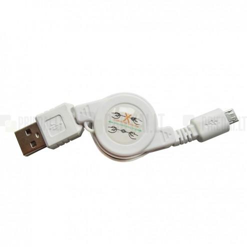 Bottari Cab-Micro USB kabatas vads