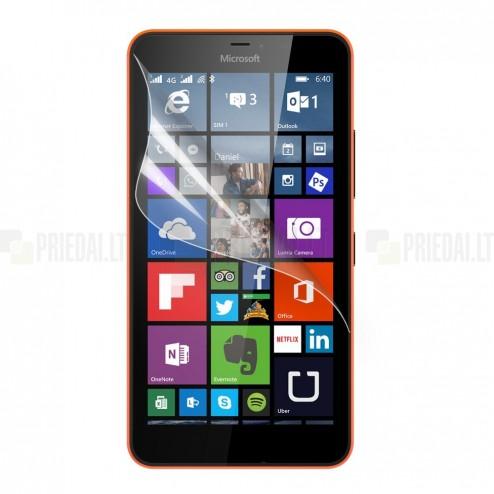 Microsoft Lumia 640 XL dzidra ekrāna aizsargplēve