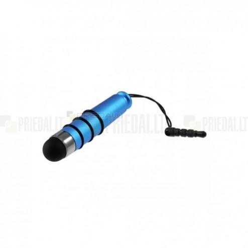 Zils metāla mini tausts (ang. mini Stylus Pen)