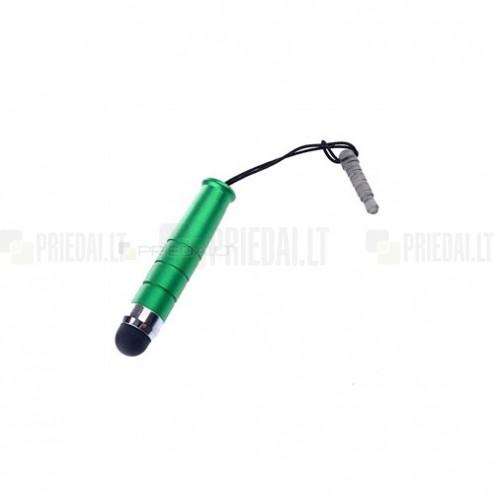 Zaļš metāla mini tausts (ang. mini Stylus Pen)