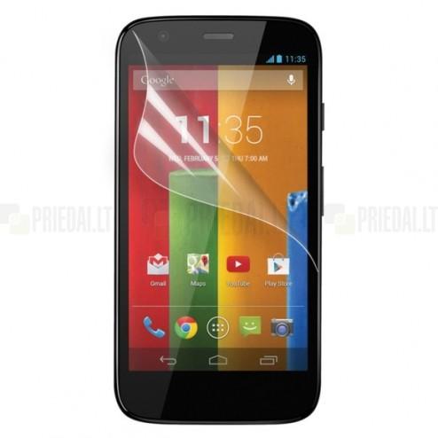 Motorola Moto G 3rd (3 Gen) ekrāna aizsargplēve - dzidra