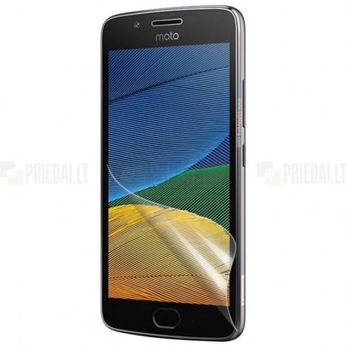 Motorola Moto G 5rd (5 Gen) ekrāna aizsargplēve - dzidra