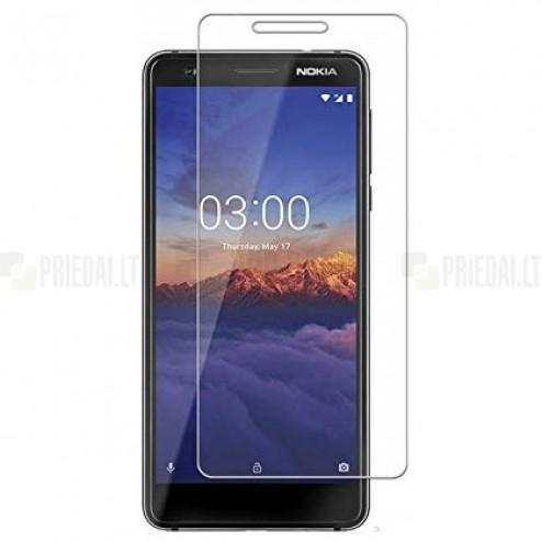 Nokia 3.1 (2018) dzidrs ekrāna aizsargstikls (Tempered Glass)