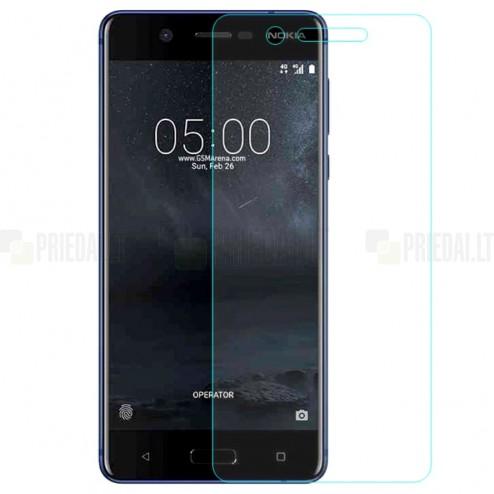 Nokia 5 dzidrs ekrāna aizsargstikls (Tempered Glass)