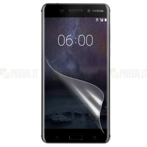 Nokia 6 ekrāna aizsargplēve - dzidra