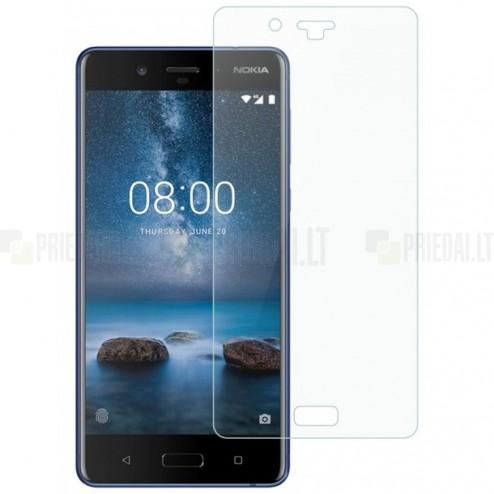 Nokia 8 dzidrs ekrāna aizsargstikls (Tempered Glass)