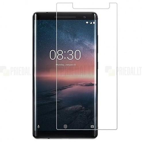 Nokia 8 Sirocco (Nokia 9) dzidrs ekrāna aizsargstikls (Tempered Glass)