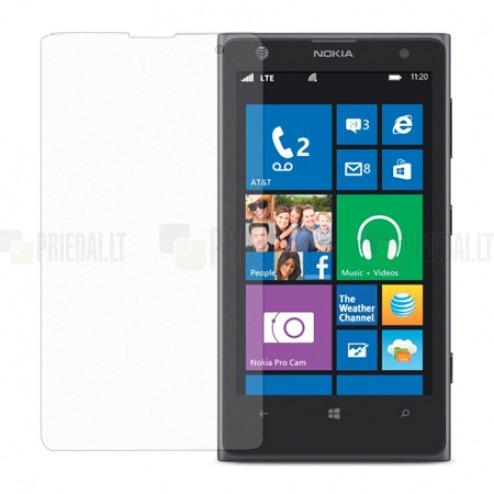 Nokia Lumia 1020 ekrāna aizsargplēve - dzidra