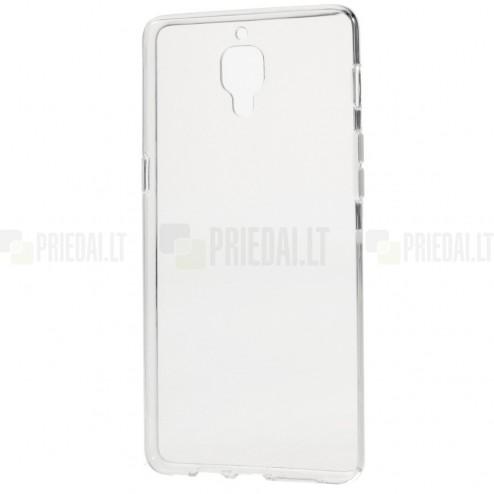 OnePlus 3 (OnePlus Three) cieta silikona (TPU) dzidrs apvalks