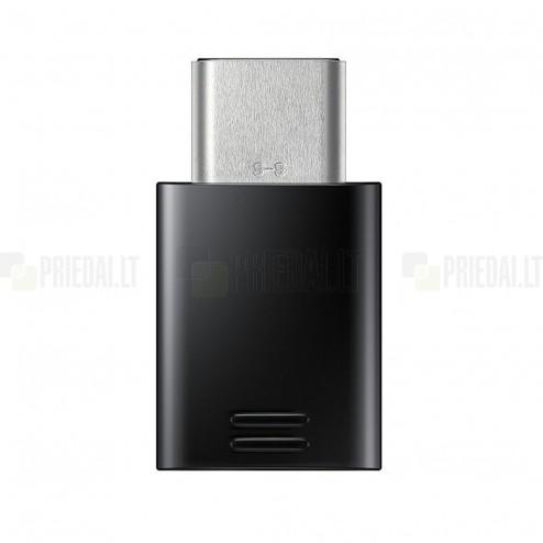 "Origināls ""Samsung"" Type-C micro USB Connector melns adapteris (EE-GN930)"