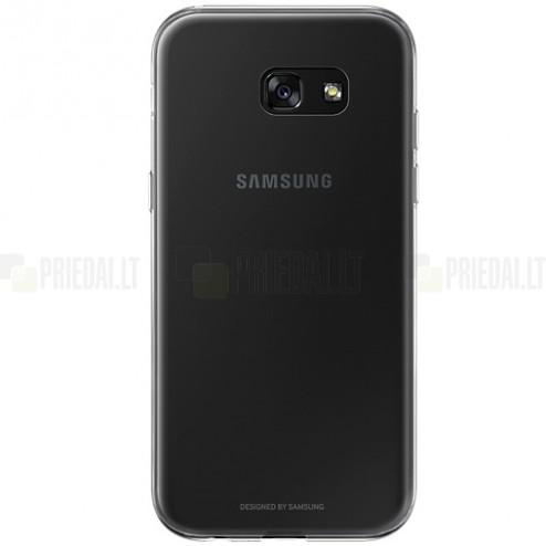Samsung Galaxy A5 2017 (A520) Clear Cover dzidrs (caurspīdīgs) cieta silikona TPU pasaulē planākais apvalks